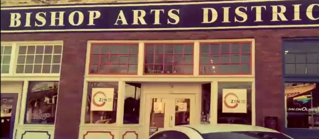 Tour of Bishop Arts District in Oak Cliff Dallas